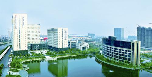 国家火炬计划软件产业基地如皋软件园